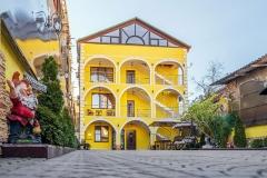 Отель Да Винчи (Da Vinci) Адлер