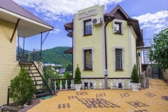 Гостевой дом Дивный островок Архипо-Осиповка