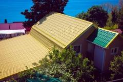 Гостевой дом Домик под желтой крышей Лазаревское