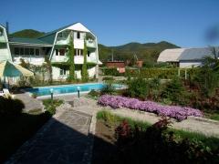 Гостиница Долина реки Ту Ольгинка