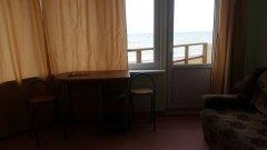Студия 4-х местный с видом на море