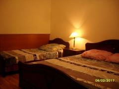 Двухкомнатная квартира на Пионерском проспекте Джемете