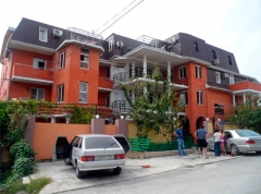 Гостевой дом Пиросмани Кабардинка