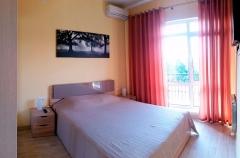 Двухкомнатная квартира с видом на море Кабардинка