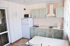 Люкс с кухней 5 местный (2-й этаж)