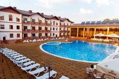 Отель Золотой берег Анапа