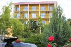Отель Медовый месяц Поповка