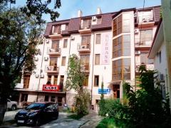 Отель Кузбасс Геленджик