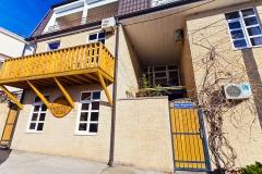 Гостевой дом Золотой песок Джанхот