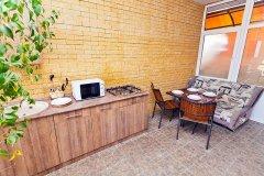 №5 Двухкомнатные апартаменты с кухней