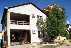 Дом под ключ на Ново-Западной Голубицкая