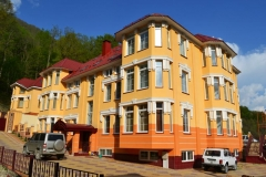 Отель Горный хрусталь Красная Поляна