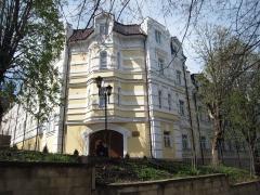 Санаторий Красный Октябрь Кисловодск