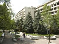Санаторий им. Семашко Кисловодск