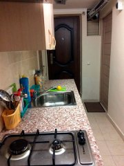 Номер с общей кухней (на 2 номера) без балкона - 1-й этаж