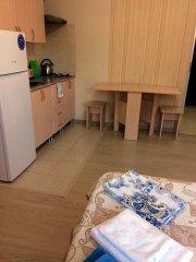 Студия с индивидуальной кухней 2 этаж