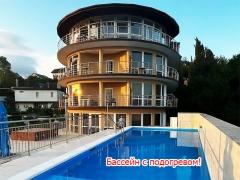Отель Континент Лазаревское