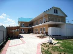 Мини-гостиница Пирс-Азов Кучугуры