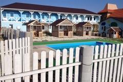 Гостиница Салют Коса Беляус