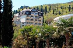 Отель Villa Al Marine Алушта