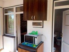 Люкс с верандой, отдельным двориком и кухней