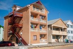 Гостиница Гранат Саки
