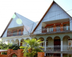 Гостевой дом Экодом Лоо