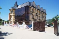 Гостиница Гостеев