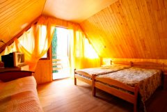 Комфорт (деревянный коттедж)