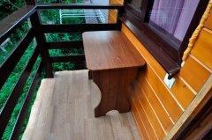 Комфорт+ (деревянный коттедж)