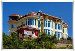 Отель Воробьиное гнездо Судак