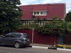 Гостевой дом У Ирины Лазаревское