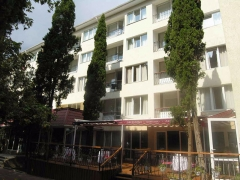 Гостиница Чайка Гурзуф