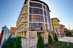 Гостиница Мегас-Александрос Витязево