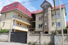 Гостевой дом Приморье Лазаревское