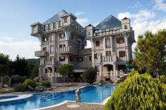 Гостевой дом Замок у моря Головинка
