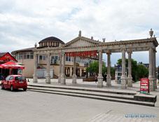 Набережная «Паралия» в Витязево