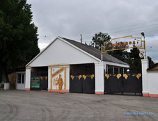 Винодельческий завод в Витязево